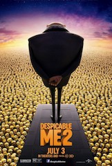 »Despicable Me 2« Autor: Cinco Paul & Ken Daurio